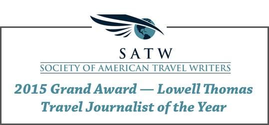 2015 Grand Award SATW